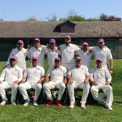 Priory Park Cricket Club 95/9 - 215 Watford Town