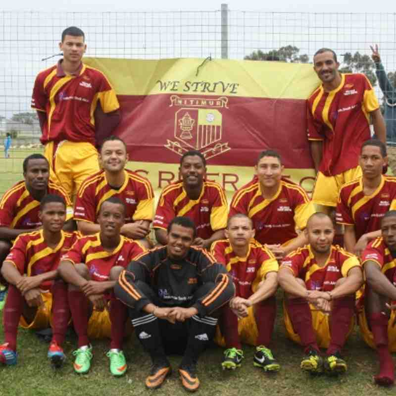 KRAFC 2nd Team Home vs Bellville United 2014