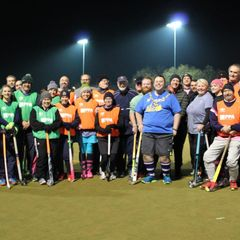 Club Day Mixed Game (Credit Andy Read and Kevin Read)