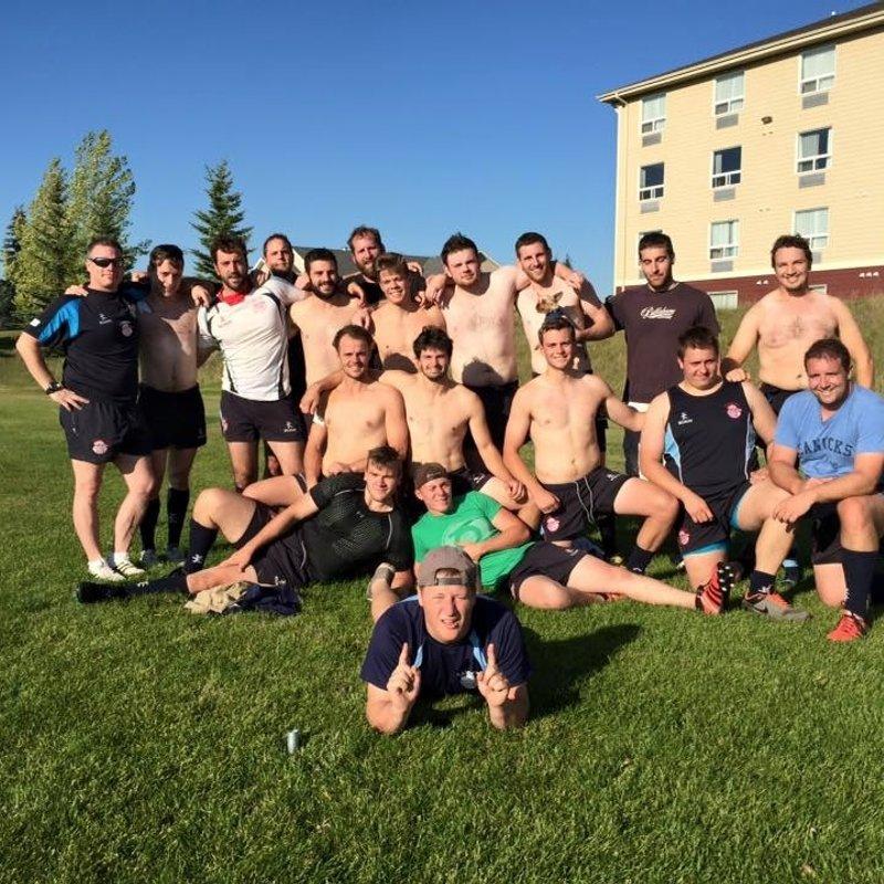 SA2 - Men's Second Division beat Irish 56 - 14