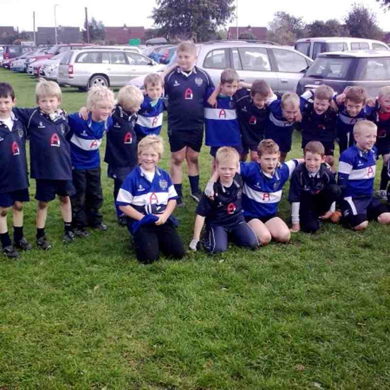 P4 Squad - Dunfermline Tournament 2009-10
