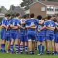 Howe vs. Dunfermline Rugby Football Club