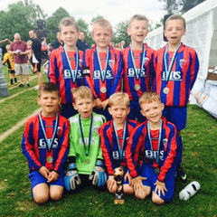 Barming Youth Tournament winners!