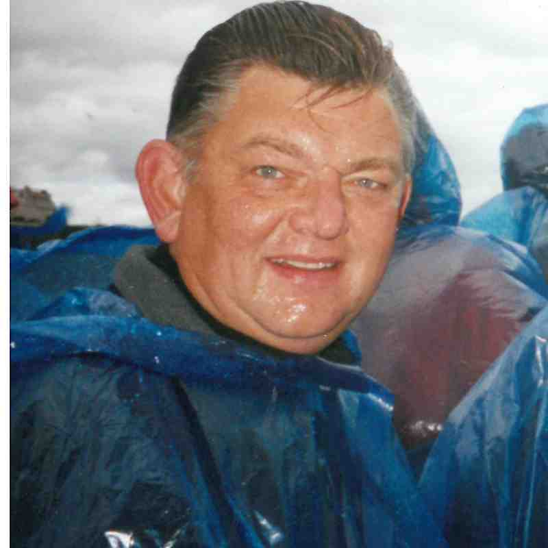 HSCC Chairman - Peter Reynolds RIP