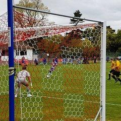 Menace 2-3 Otford United