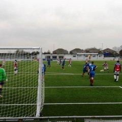 Margate Sports 2-1 Peckham Town (League Cup, Last 16) - 15 December 2018