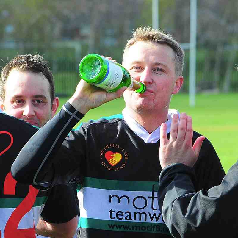 Acklam First XV v. North Shields - 18 April 2015