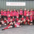 Bolton R.U.F.C. vs. *