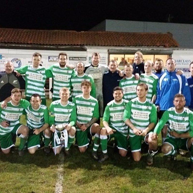 Trophy Winners!