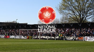 National League Fixture Changes