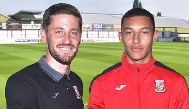 Woking Bring In Young Canary On Season`s Loan