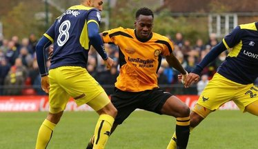 Campbell Loaned To Rocks