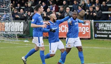 One Striker Out - One In At Eastleigh
