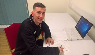 New Deal For Quakers Promising Left-Back