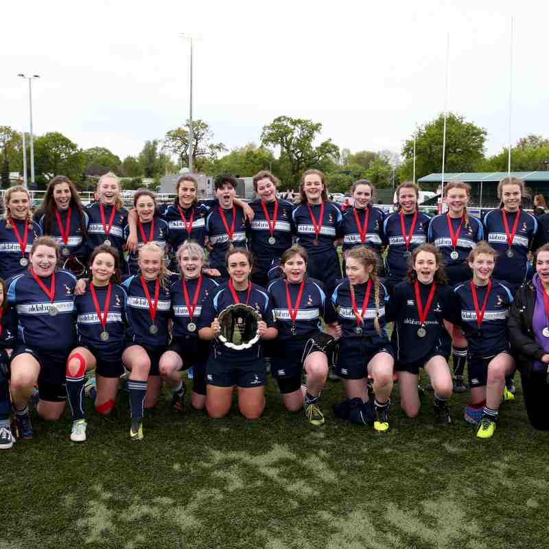 29-04-2018 GIRLS U18 NATIONAL FINAL (Mainly provided by Gerry McManus)