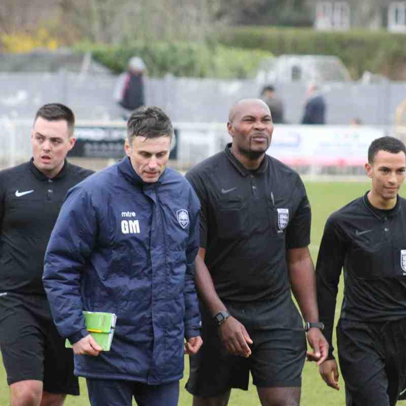 MPFC Vs Kings Langley 16.03.19