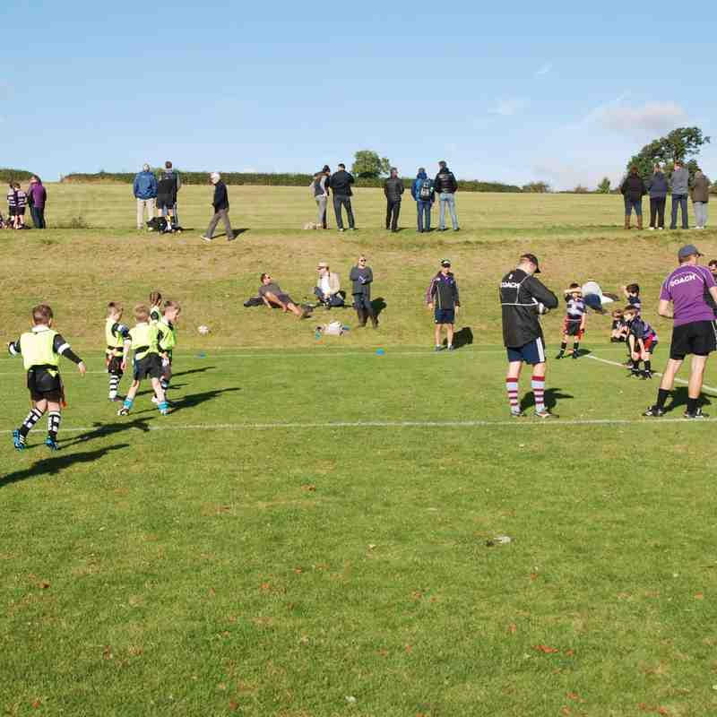 Clifton vs Chippenham U8s 9th October 2016
