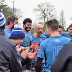 Chichester 22 Brighton 18 (09.02.19)