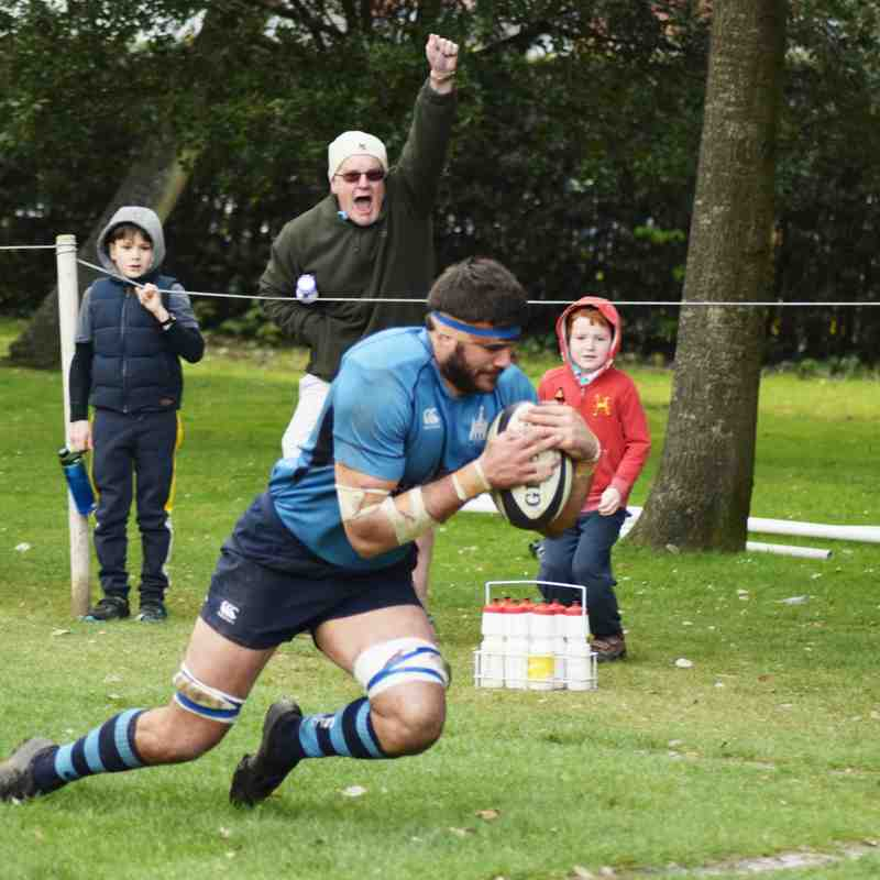 Chichester 18 Westcombe Park 16 (13.04.19)