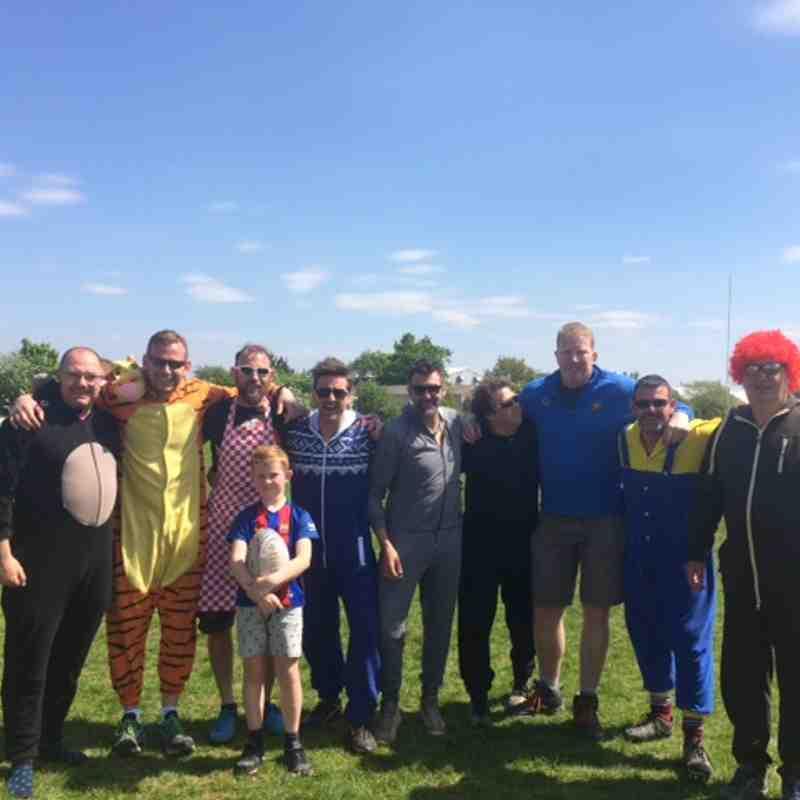Malvern RFC Family Fun day (7th May 2017)