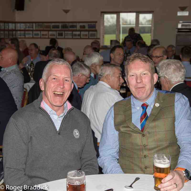 Ex-Player Lunch (7th April 2018)