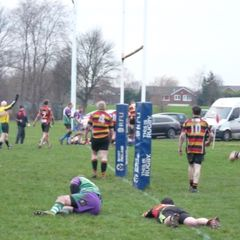 HVRFC @ Ashton-under-Lyne 2nd XV (05 Jan 2018)
