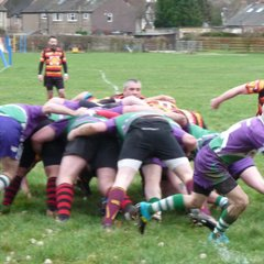 HVRFC vs Heaton Moor 2nd XV (12 Jan 2018)