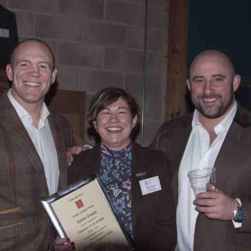 Helen Smith - Award