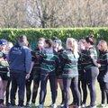 FCRFC Girls lose to Parisis RC U18