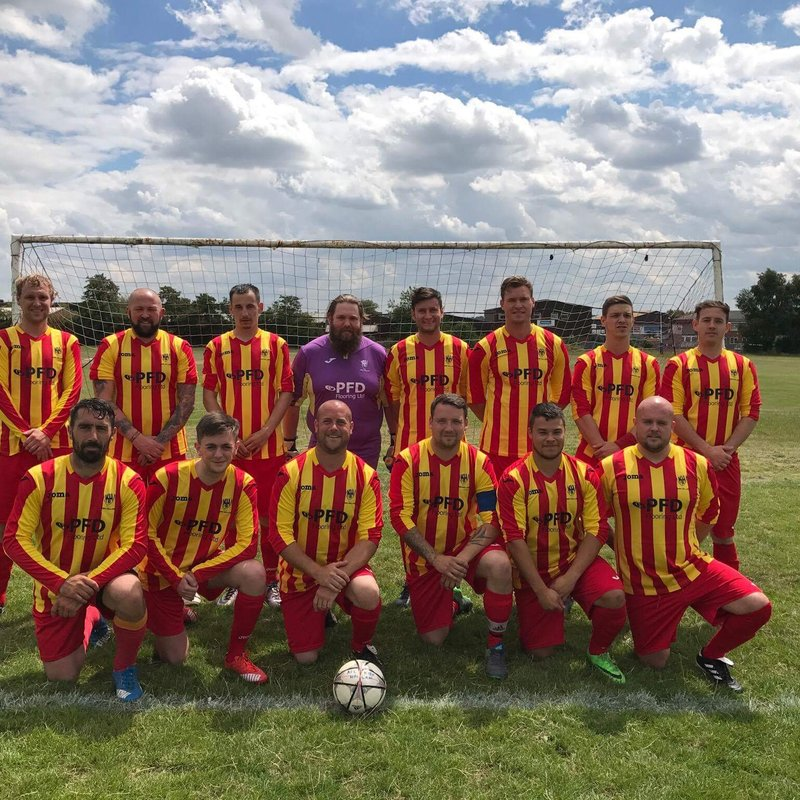 Reserves beat Red Harrows 1 - 0