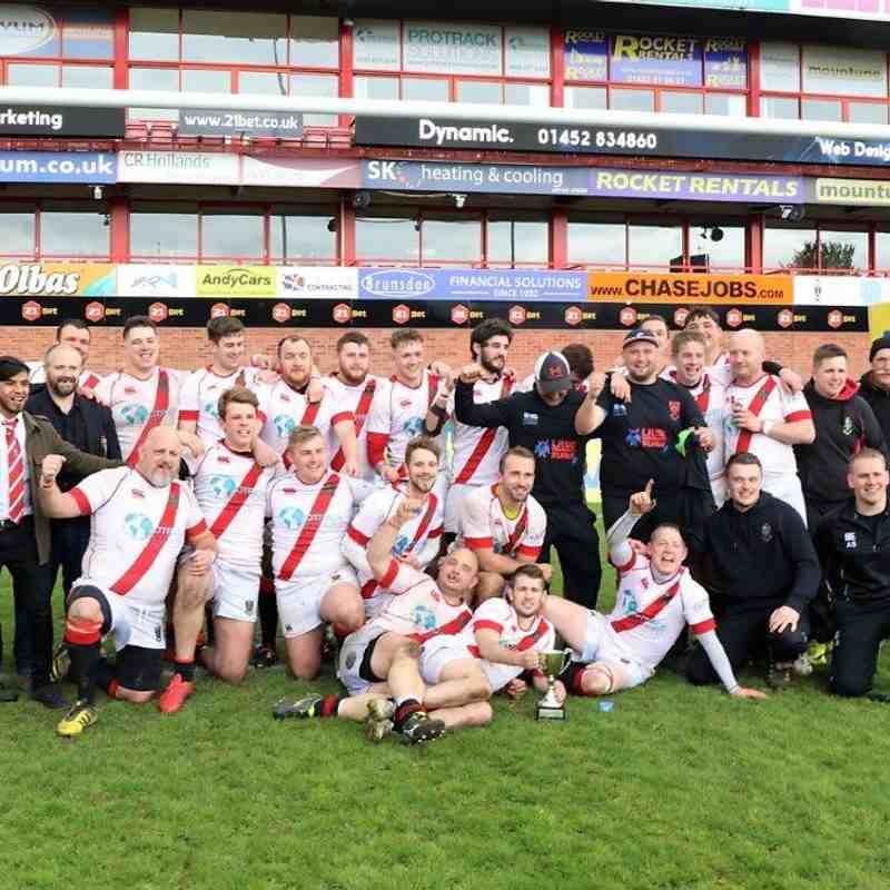 Junior Cup final WIN 29.4.18