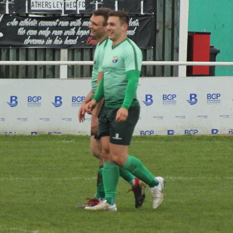 Athersley Rec 0-4 Garforth Town