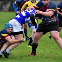 Coventrians 2nds vs. Old Wheatleyans Stags