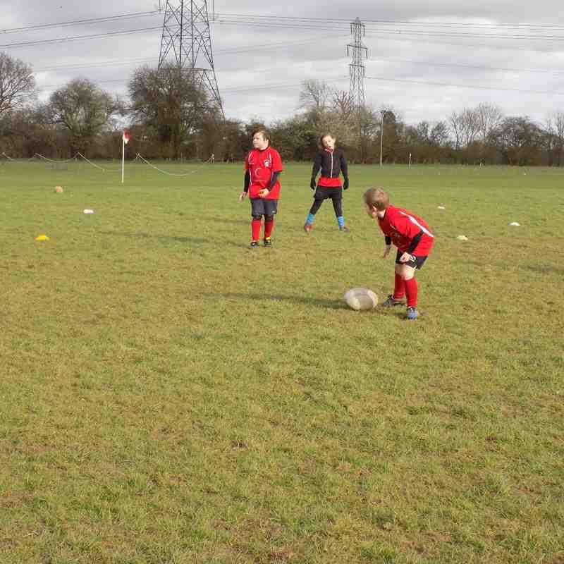 Youth Feb 2016 Training