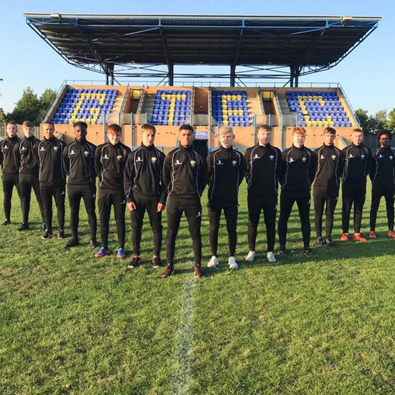 Development Team lose to Tadcaster Albion U21 8 - 2
