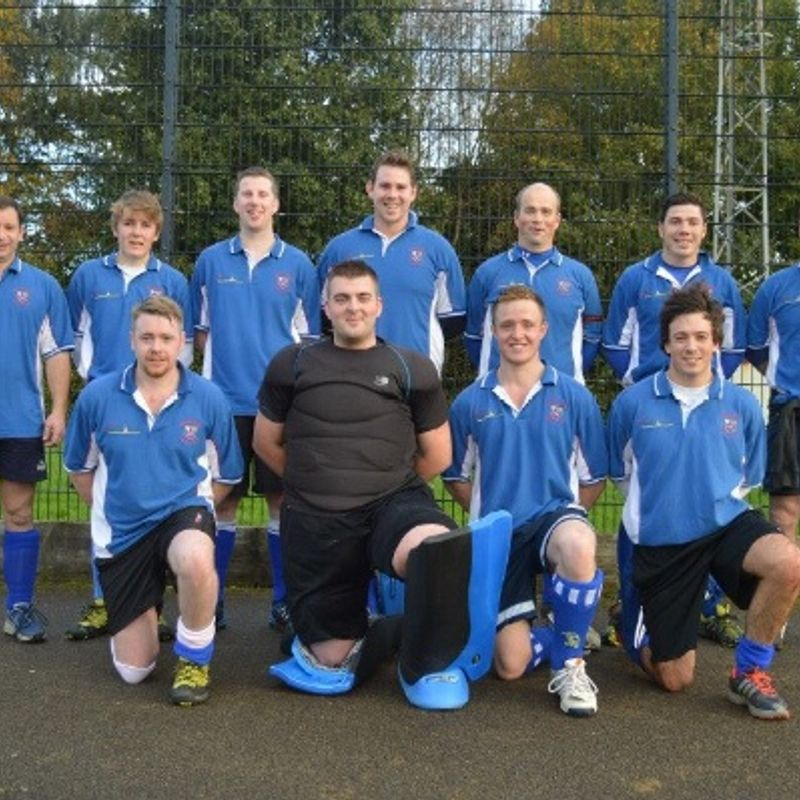 2nd Team lose to Sutton Coldfield 2 3 - 2