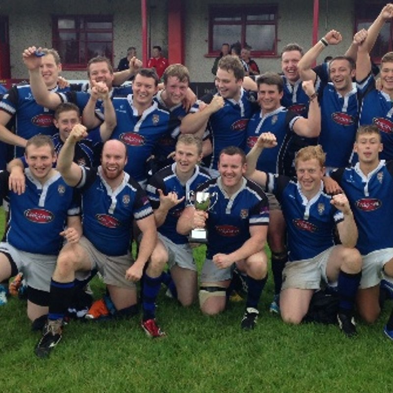 First XV lose to Portadown 10 - 33