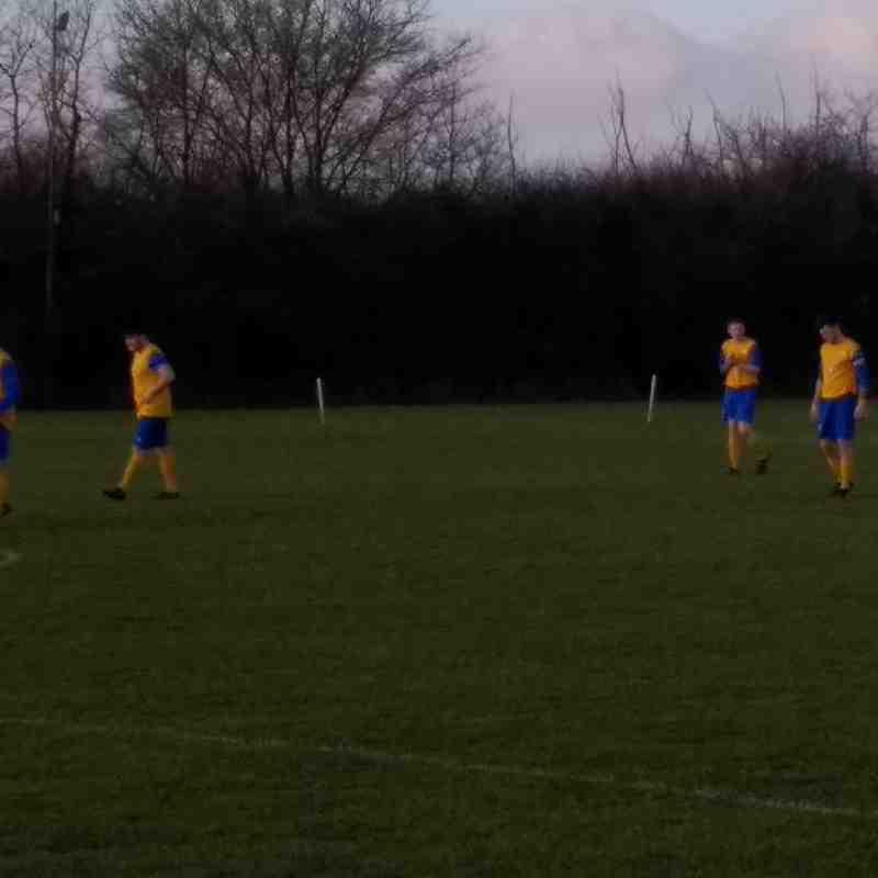 Old Newton United Reserves v Wenhaston United Reserves