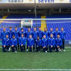 Old Newton Reserves at Portman Road