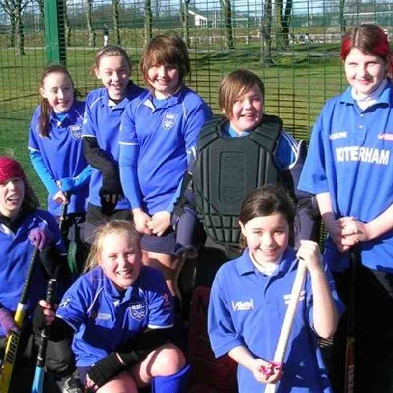 U12 Girls 19 Feb 2012