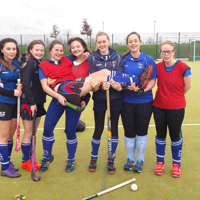 Ladies 2nds 18 03 2017