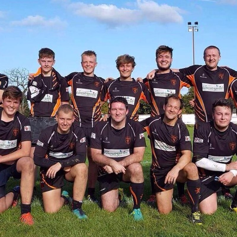 2nds beat Stafford