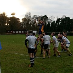 Raynes Park V Worth Old Boys - 07 Dec 2013
