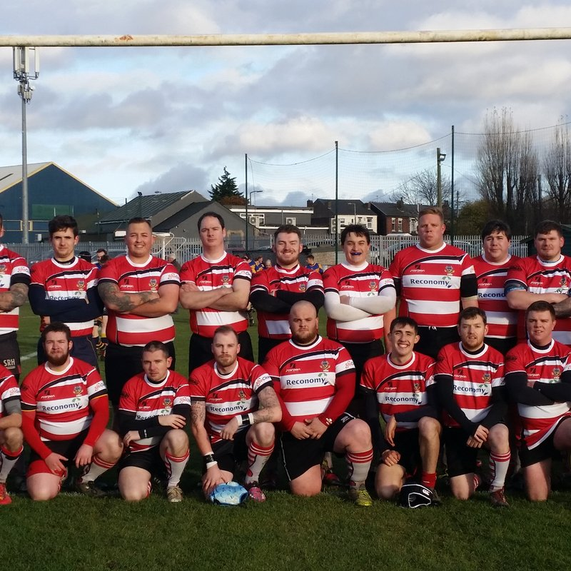 1st XV lose to Linley & Kidsgrove 48 - 0