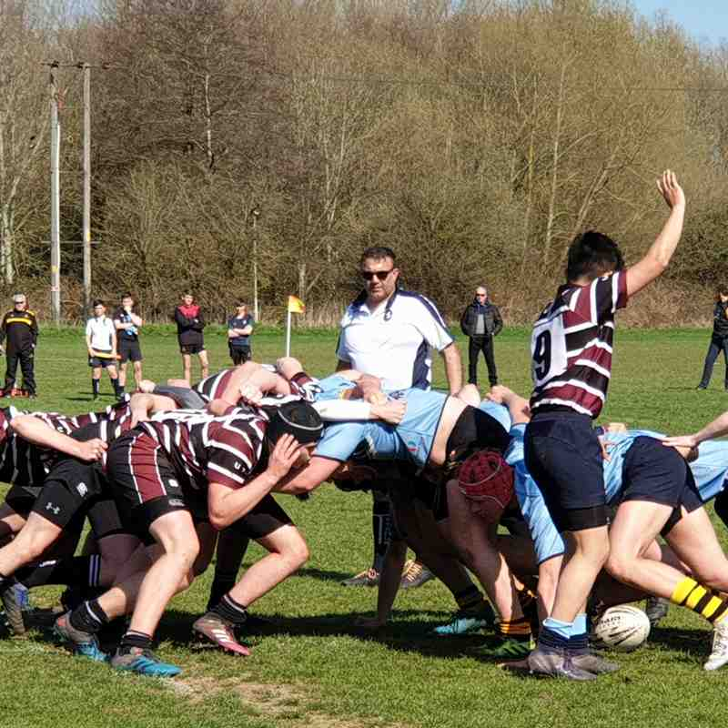 Beccs v Canterbury Plate Play Off