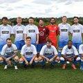 1st team lose to Kensington Borough 3 - 1
