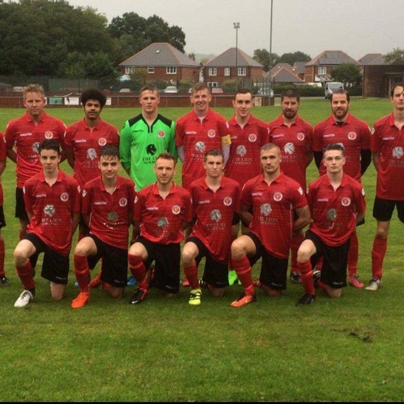 Abermule Reserves  beat Llanfyllin Town Reserves 1 - 6