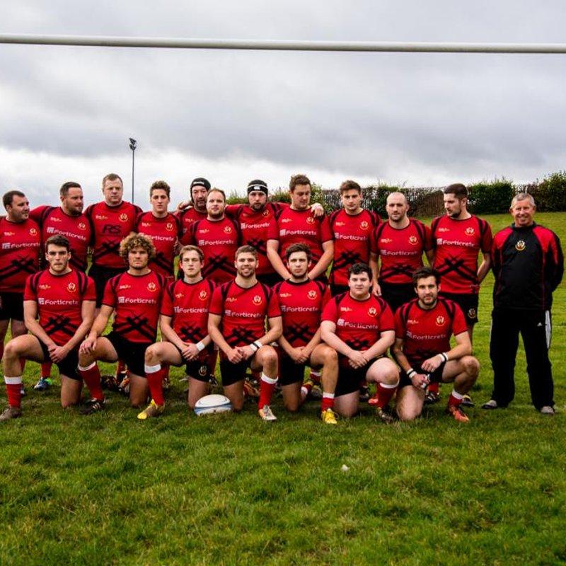 1st XV lose to North Tawton 29 - 0