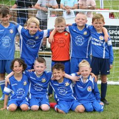 Buckley Town Juniors U7 & U9's Tournament 2018