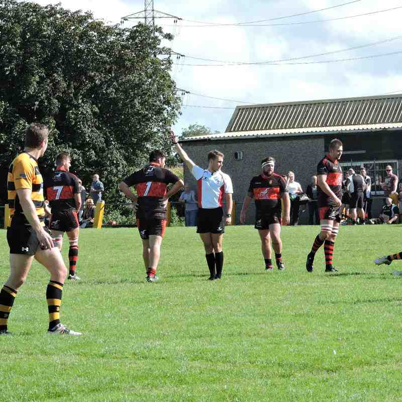 Avonmouth OB's 1st XV Vs Thornbury RFC